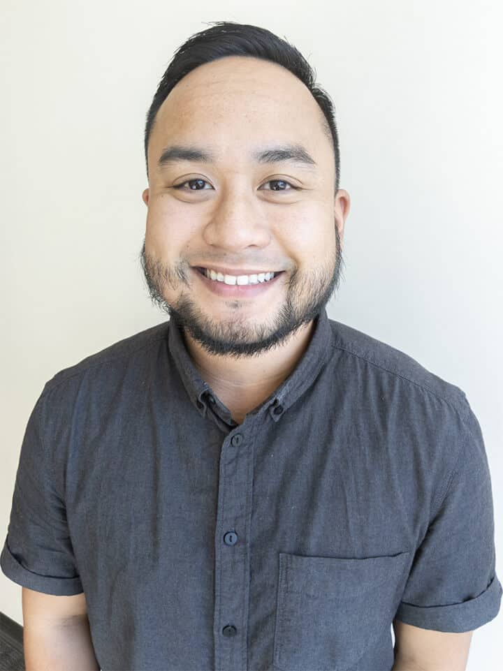 Josh Ramos, occupational therapist at FORM Hand Therapy