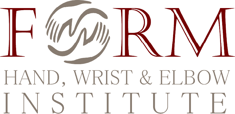 FORM Hdan, Wrist, and Elbow Institute logo